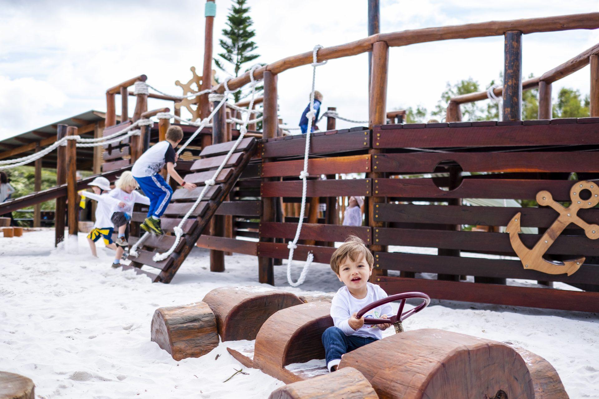 Augusta Adventure Playground Flinders Bay
