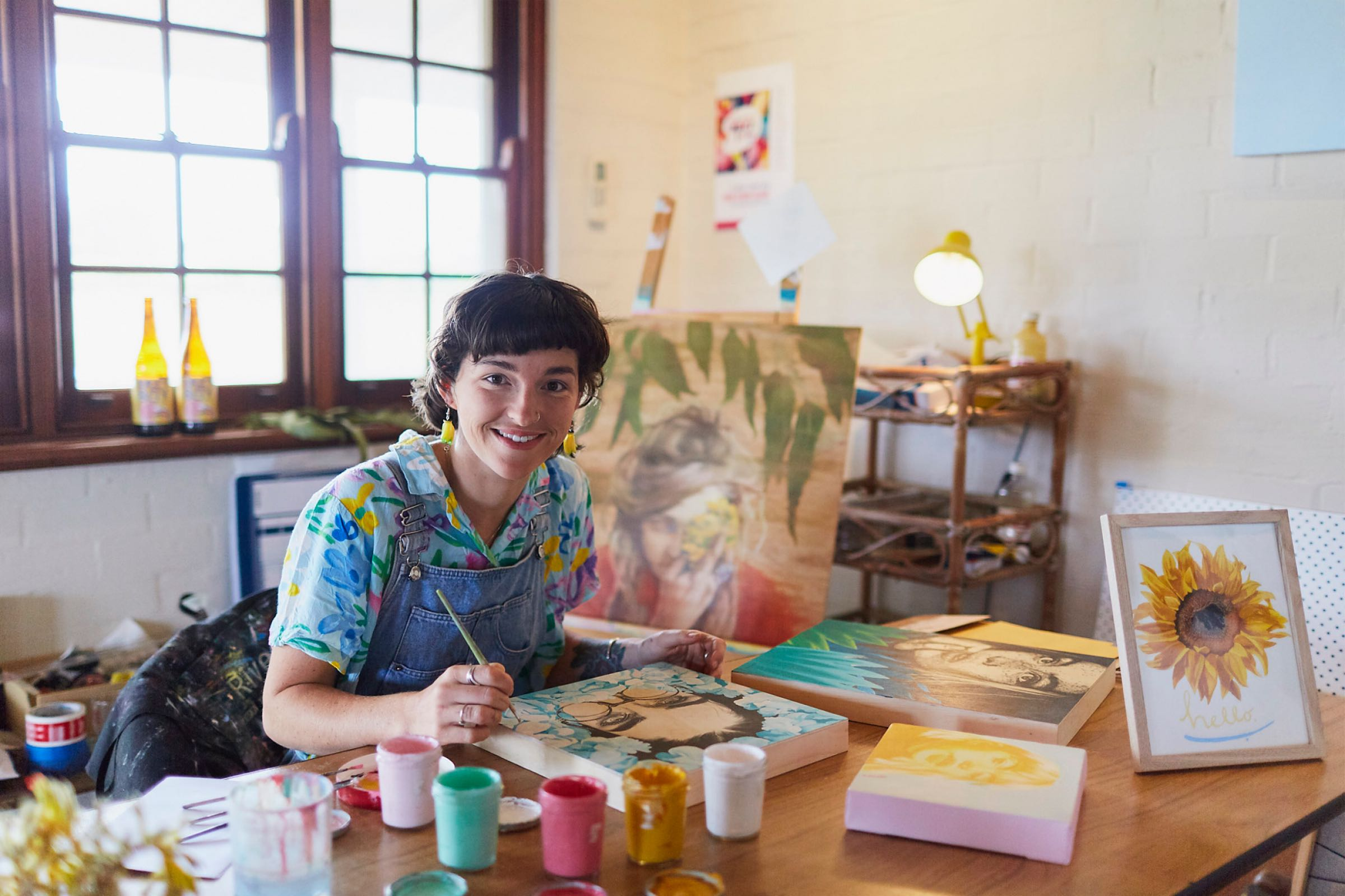 Margaret River Artists Make Final Flourishes Before Annual Open Studios Event Next Month