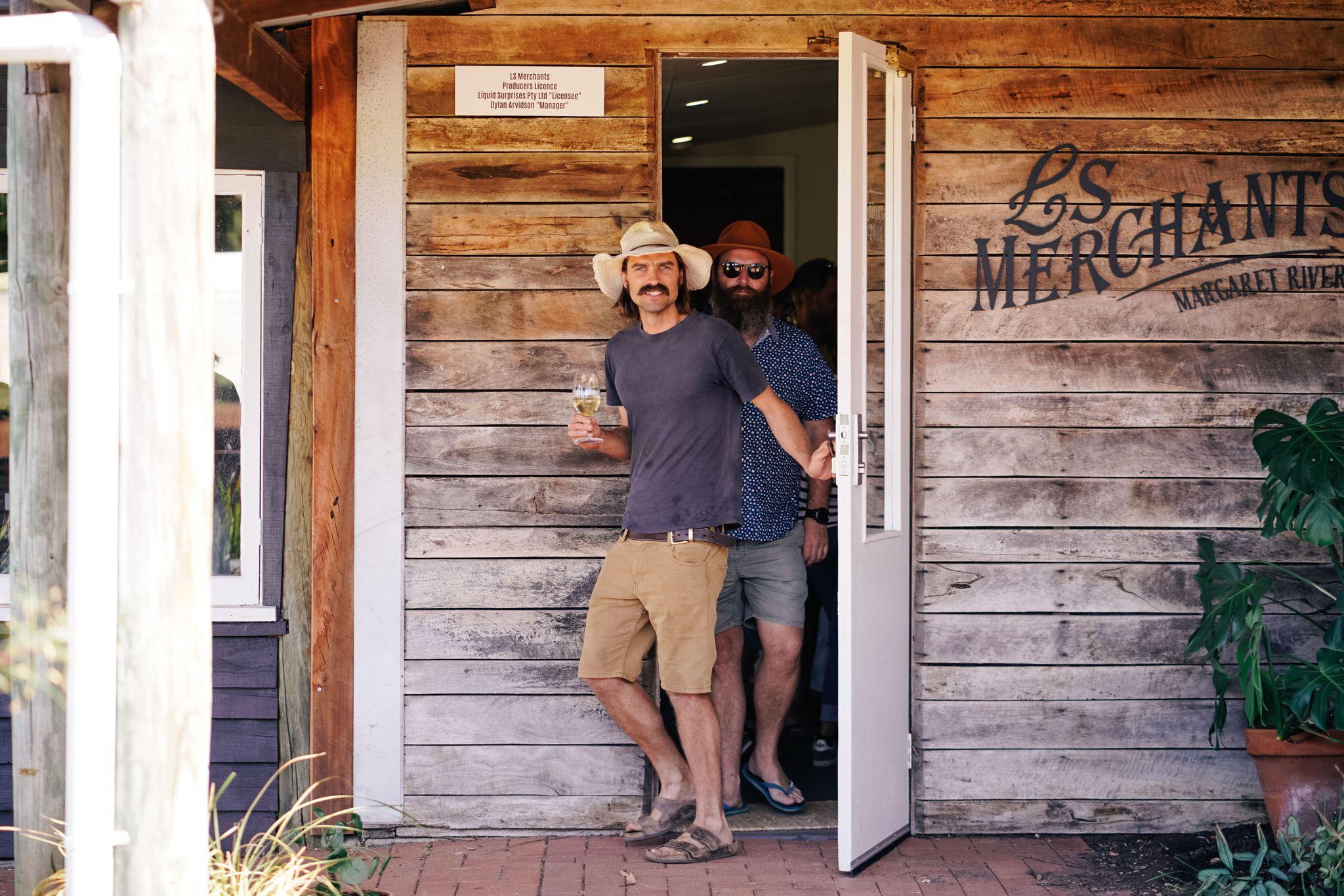 LS Merchants New Cellar Door Cowaramup