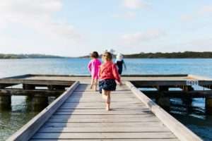 Augusta Kids Jetty