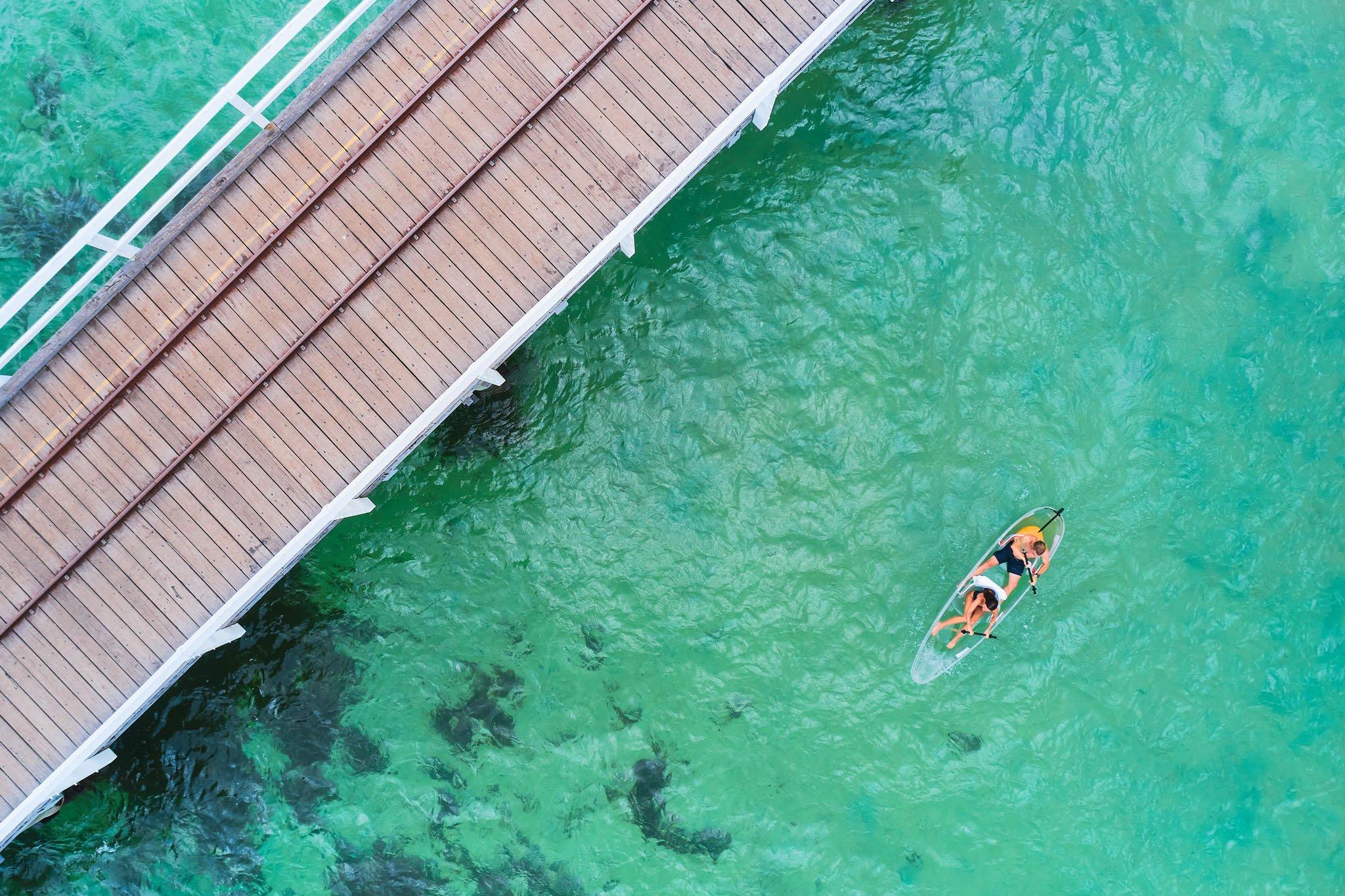 Busselton Jetty Canoe Kayak Tours