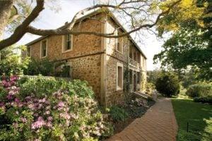 Basildene Manor Margaret River Bed and Breakfast