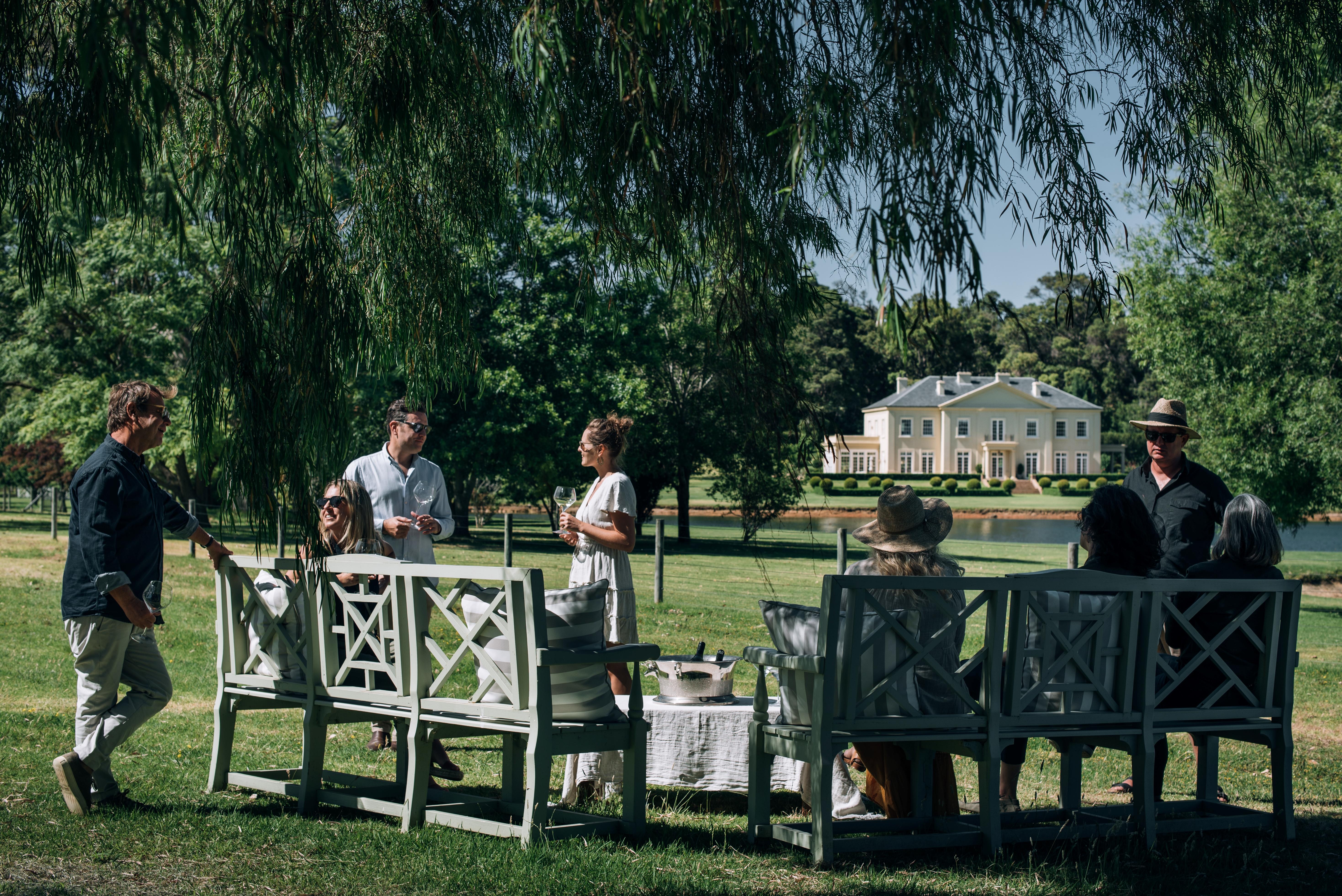 Fraser Gallop Estate Taste of the Vineyard Experience